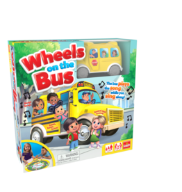 Goliath Games Wheels On The Bus