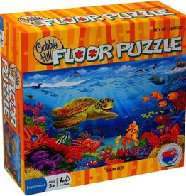 Cobble Hill Puzzles Ocean Reef - 36pc Floor Puzzle