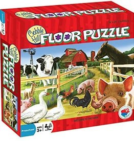 Cobble Hill Puzzles Welcome To The Farm - 36 pc Floor Puzzle