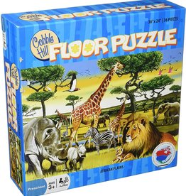 Cobble Hill Puzzles African Plains - 36 pc Floor Puzzle