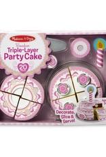 Melissa & Doug Melissa & Doug Triple Layer Party Cake