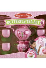 Melissa & Doug Melissa & Doug Butterfly Tea Set