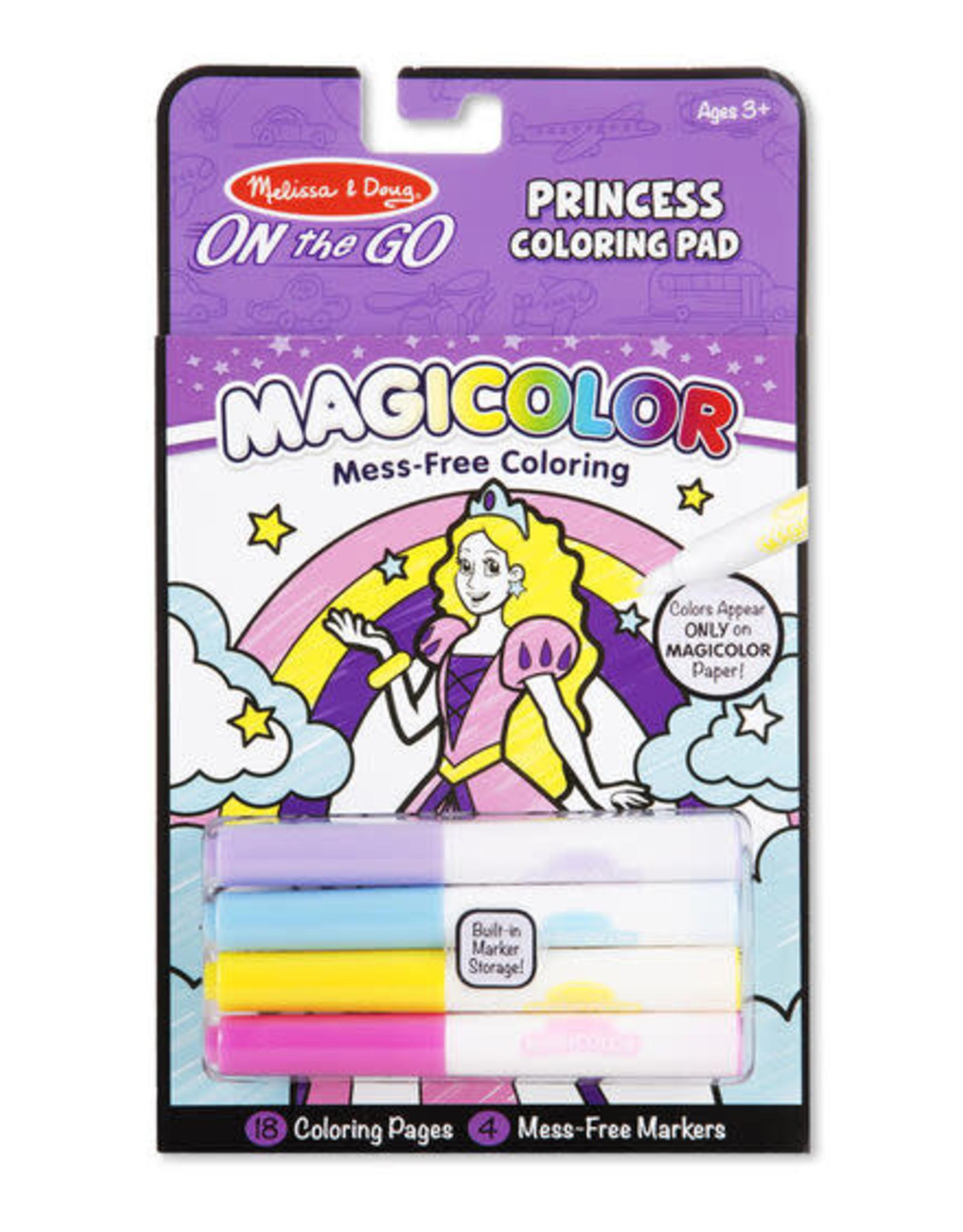 Melissa & Doug Melissa & Doug Magicolor Coloring Pad - Princess