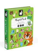 Janod Janod Magneti'book - Animals