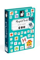 Janod Janod Magneti'book - Alphabet