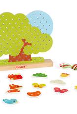 Janod Janod Lace-up Tree