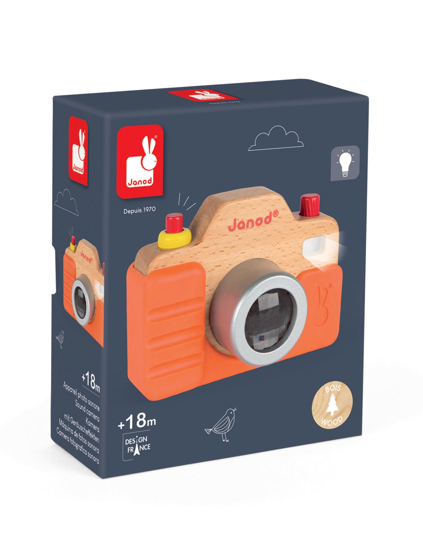 Janod Janod Sound Camera