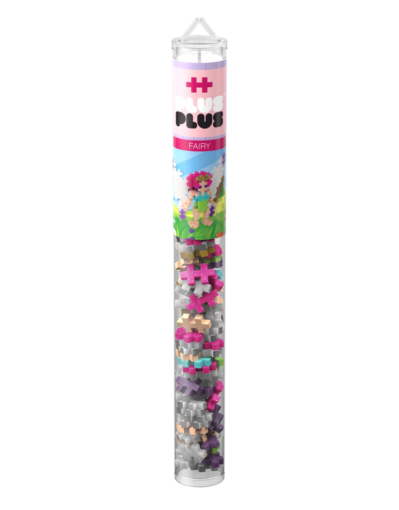Plus-Plus Plus-Plus Fairy Tube