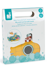 Janod My Submarine Bath Book