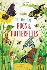 Usborne Usborne Lift the Flap Bugs & Butterflies