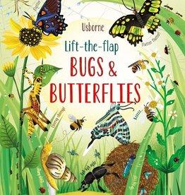 Usborne Usborne Lift the Flap Bugs & Butterflies