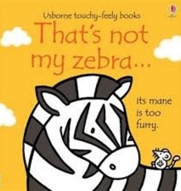 Usborne Usborne That's Not My Zebra