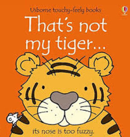 Usborne Usborne That's Not My Tiger