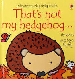 Usborne Usborne That's Not My Hedgehog