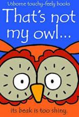 Usborne Usborne That's Not My Owl