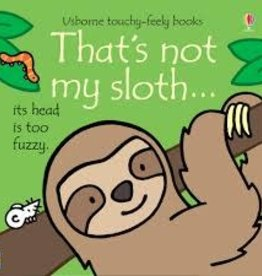 Usborne Usborne That's Not My Sloth