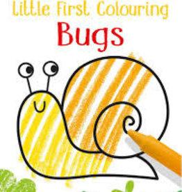 Usborne Usborne Little First Colouring Bugs