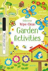 Usborne Wipe-Clean Garden Activities