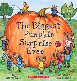 Scholastic The Biggest Pumpkin Surpise Ever