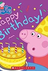 Scholastic Peppa Pig Happy Birthday!