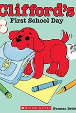 Scholastic Clifford's First School Day