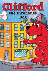 Scholastic Clifford The Firehouse Dog