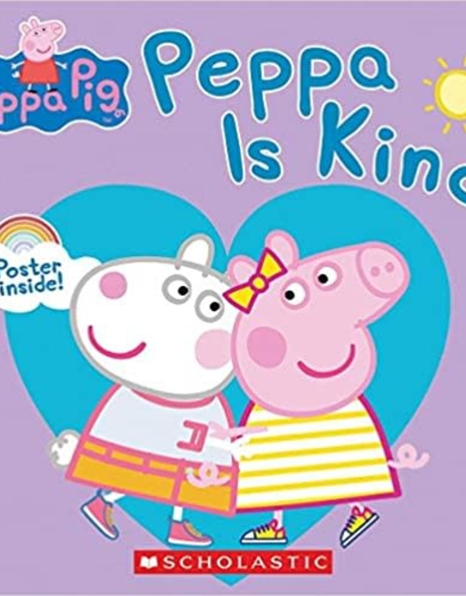 Scholastic Peppa Pig Peppa Is Kind