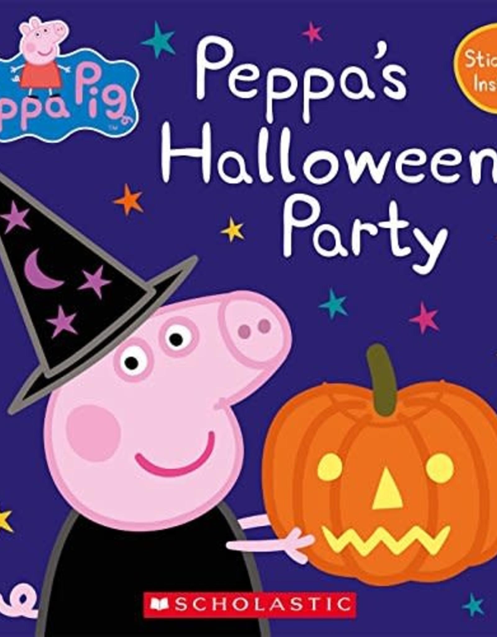 Scholastic Peppa Pig Peppa's Halloween Party