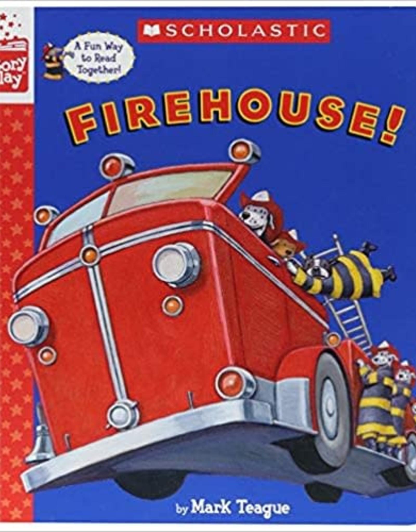 Scholastic Firehouse!