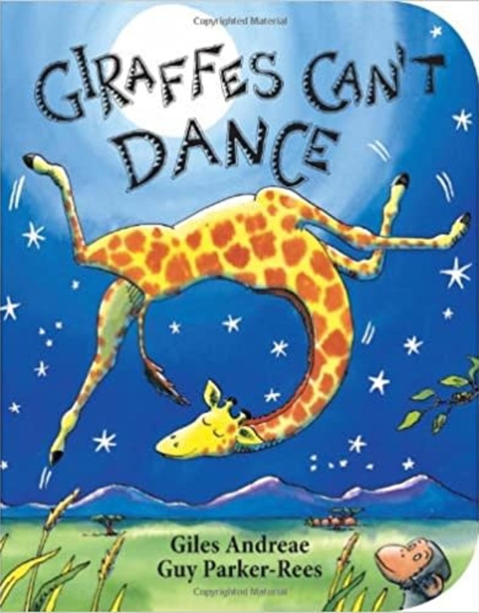 Scholastic Giraffes Can't Dance