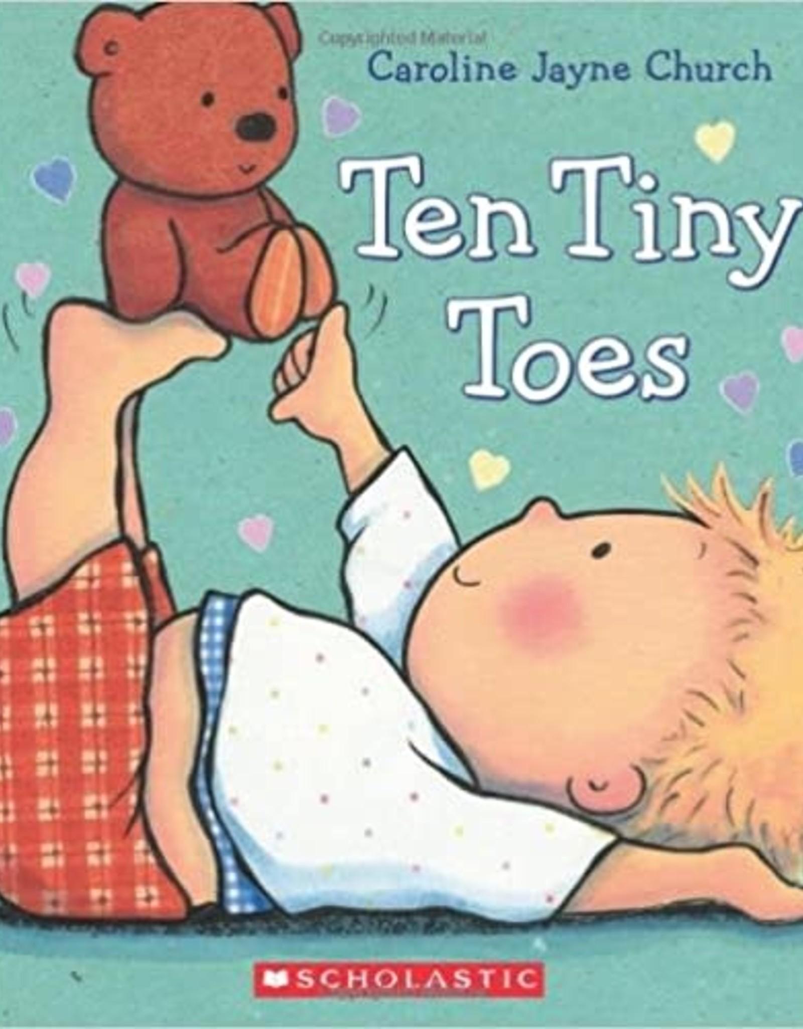 Scholastic Ten Tiny Toes