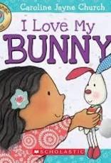 Scholastic I Love My Bunny
