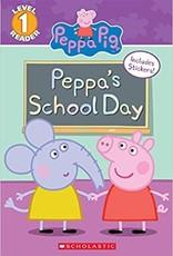 Scholastic Peppa Pig Peppa's School Day