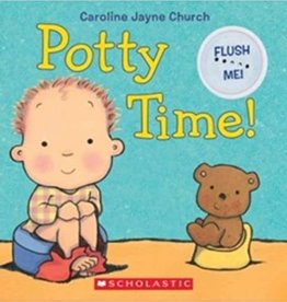 Scholastic Potty TIme!