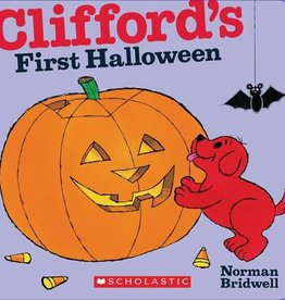 Scholastic Clifford's First Halloween