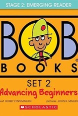Scholastic BOB Books Set 2: Advancing Beginners