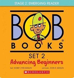 Scholastic BOB Books Set 2: Advancing Beginners