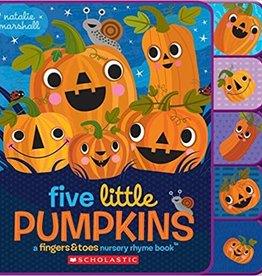 Scholastic Five Little Pumpkins