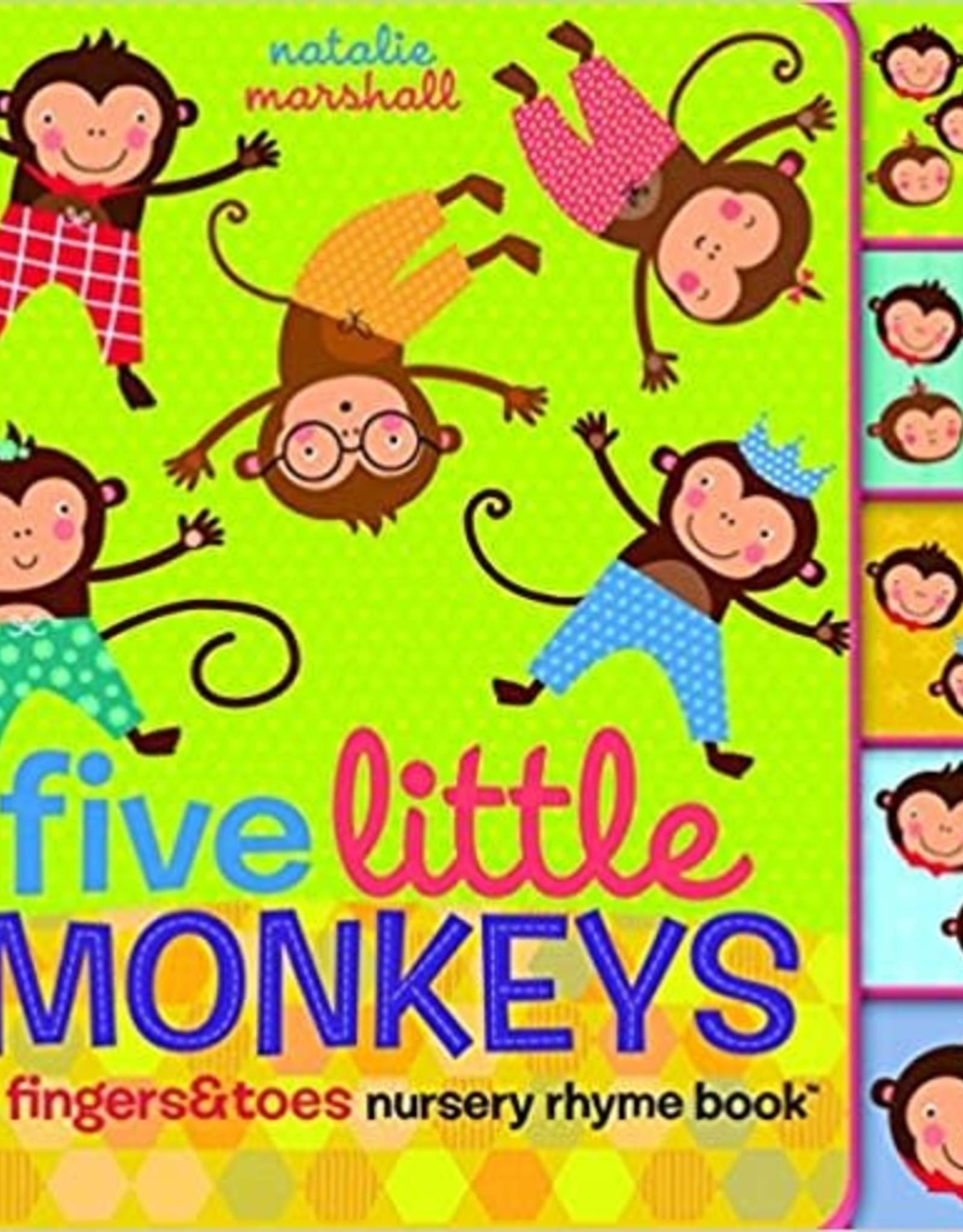 Scholastic Five Little Monkeys