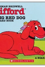 Scholastic Clifford The Big Red Dog Board Book