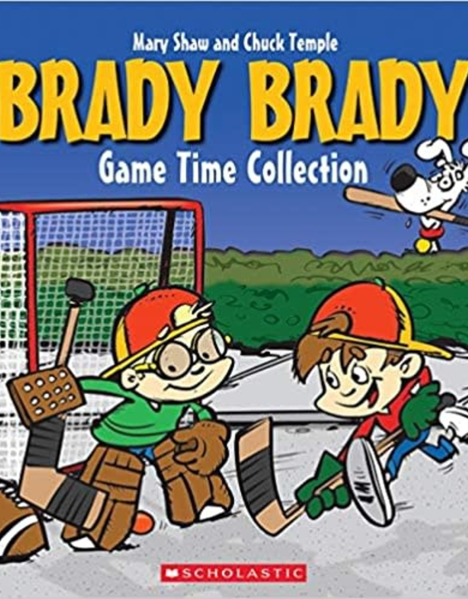 Scholastic Brady Brady Game Time Collection