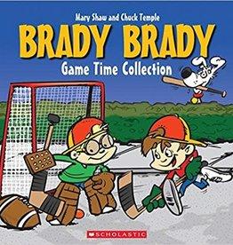Scholastic Brady Brady Game Time Collection
