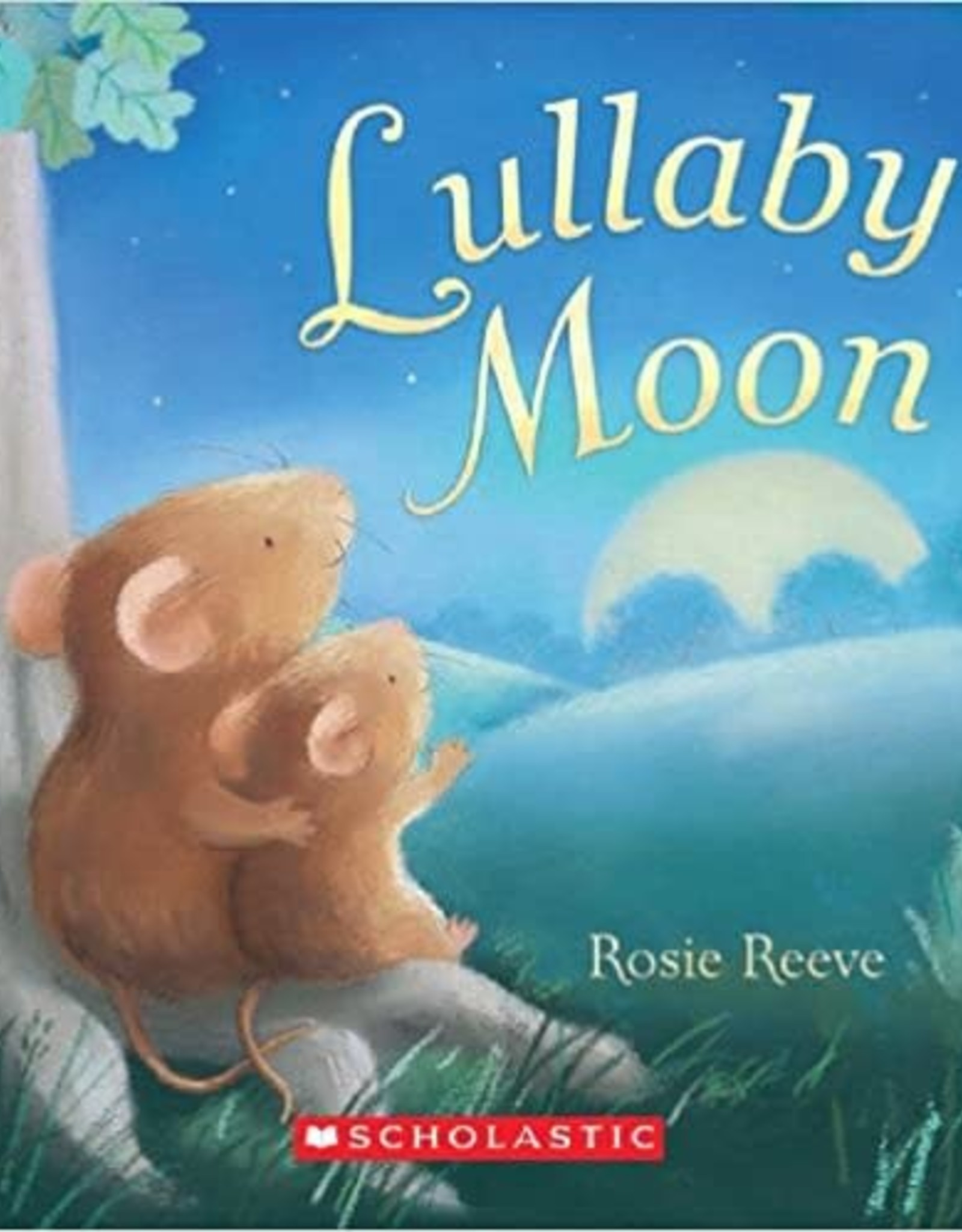 Scholastic Lullaby Moon