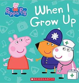 Scholastic Peppa Pig When I Grow Up