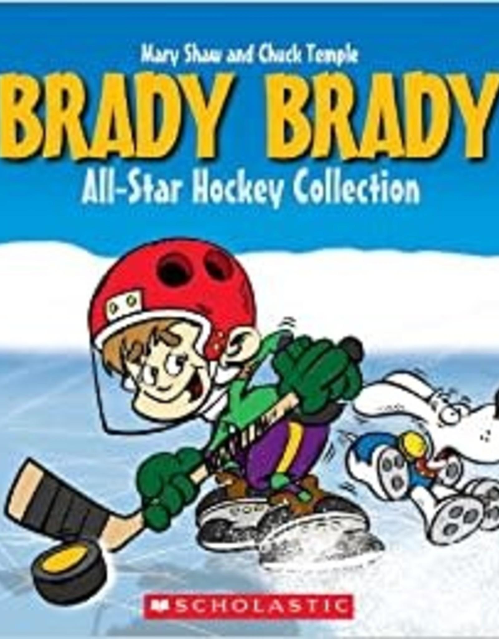 Scholastic Brady Brady All-Star Hockey Collection