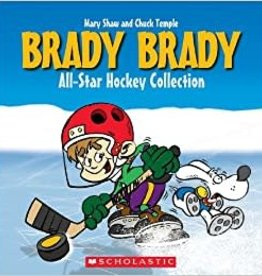 Scholastic Brady Brady All-Star Hockey Collection