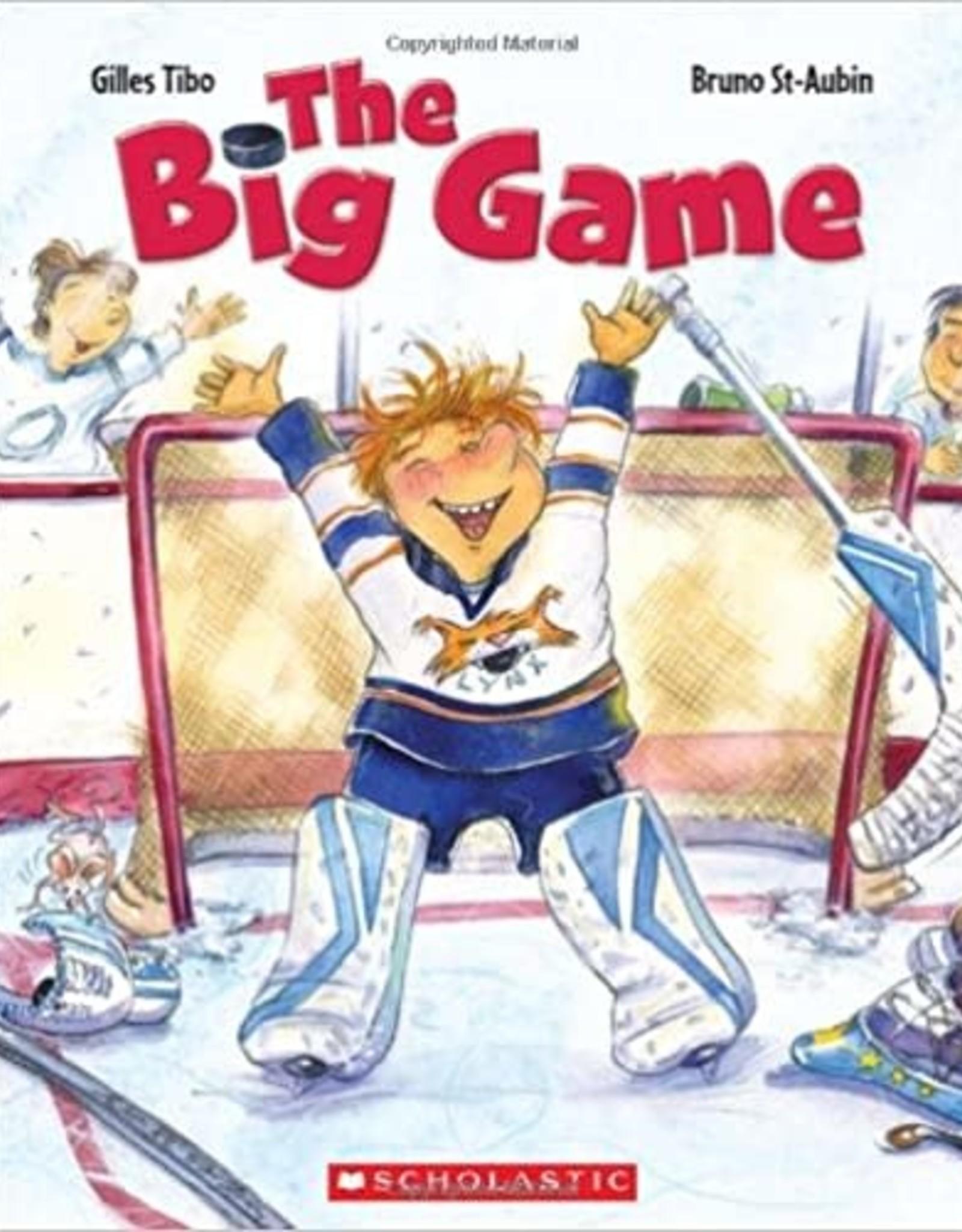 Scholastic The Big Game
