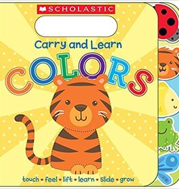 Scholastic Carry And Learn Colors