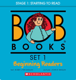 Scholastic BOB Books Set 1: Beginning Readers