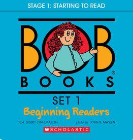 Scholastic BOB Books Set 1: Beginning Readers